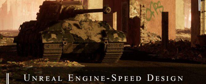 unreal engine speed design