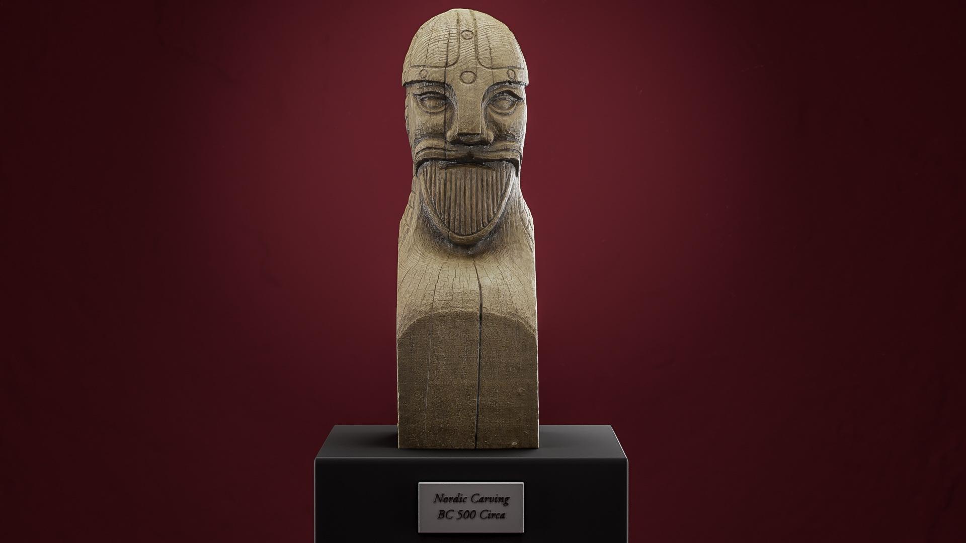 Viking Carving