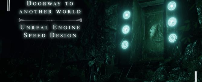 Speed design fantasy doorway
